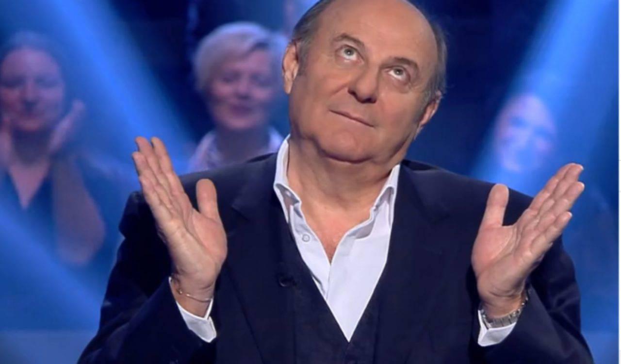 """Caduta Libera, il concorrente perde 80 mila euro: sogno sfumato per colpa di """"Sbirulino"""""""