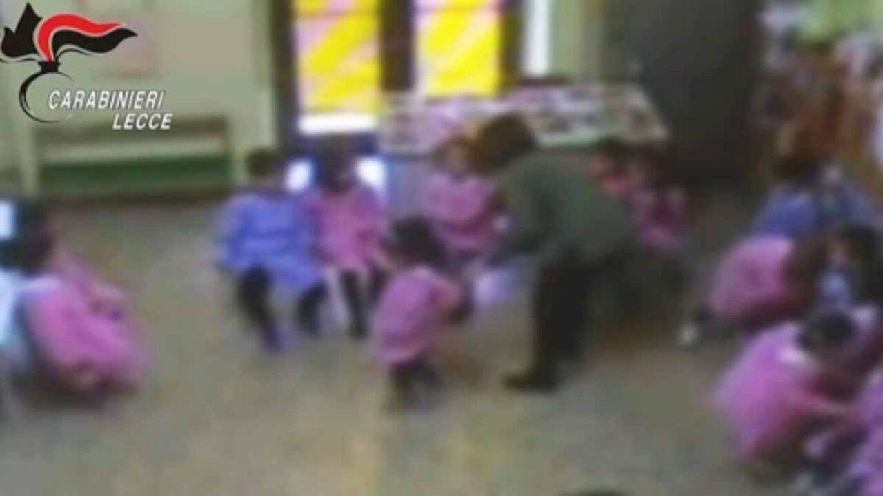 Nardò, orrore in una scuola d'infanzia: a processo la maestra
