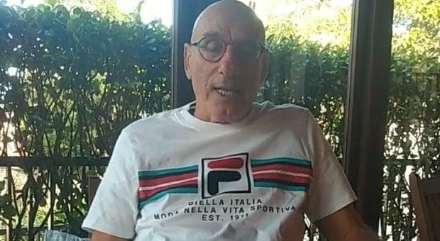 Ciccio Graziani operato d'urgenza, il drammatico racconto sui social