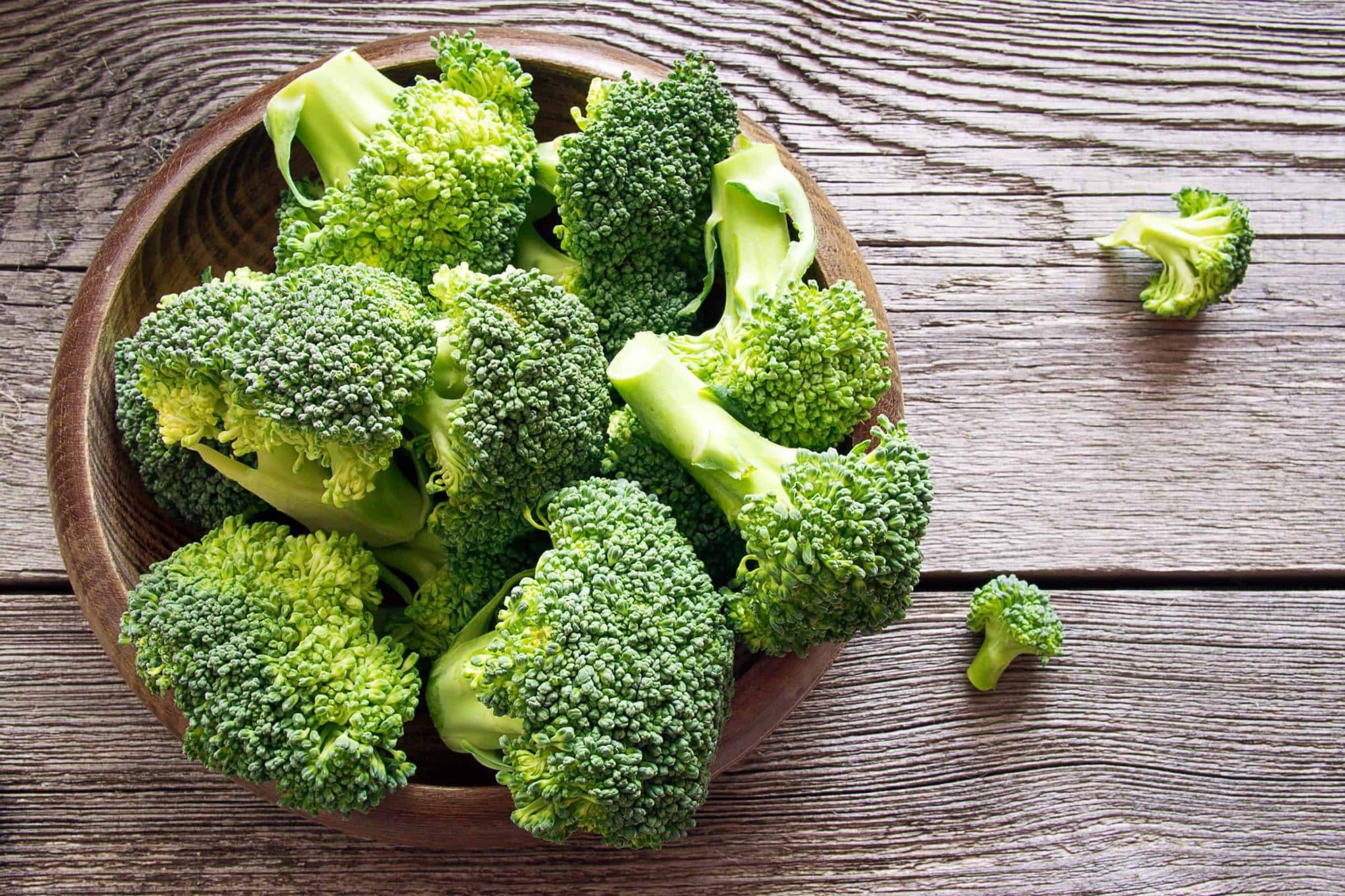 I broccoli si possono mangiare crudi? La parola degli esperti