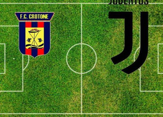 Crotone-Juventus serie a tim