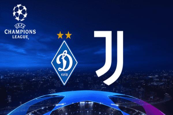 Come vedere Dinamo Kiev – Juventus Streaming gratis Diretta Live No Rojadirecta (Ore 18:55 sky o Dazn)
