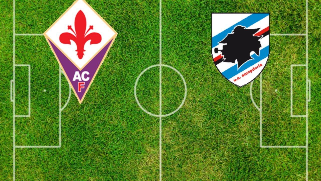 Fiorentina- Sampdoria come vedere Streaming Gratis Diretta Live Tv Sky o Dazn