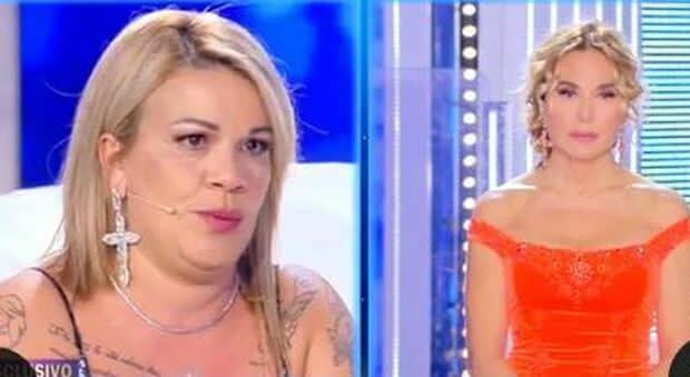 Angela da Mondello in lacrime, il racconto da brividi a Live Non è la D'Urso
