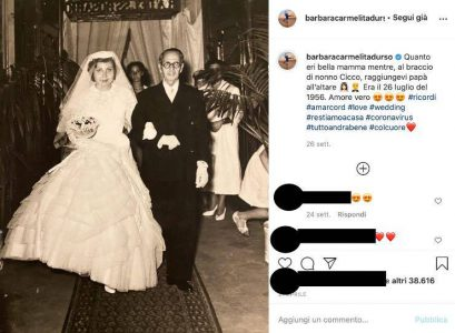 mamma Barbara D'Urso