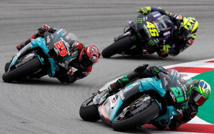MotoGP di Francia 2020 a Le Mans, come vedere Diretta Live Tv Streaming Gratis Sky o Dazn (ore 13:00)