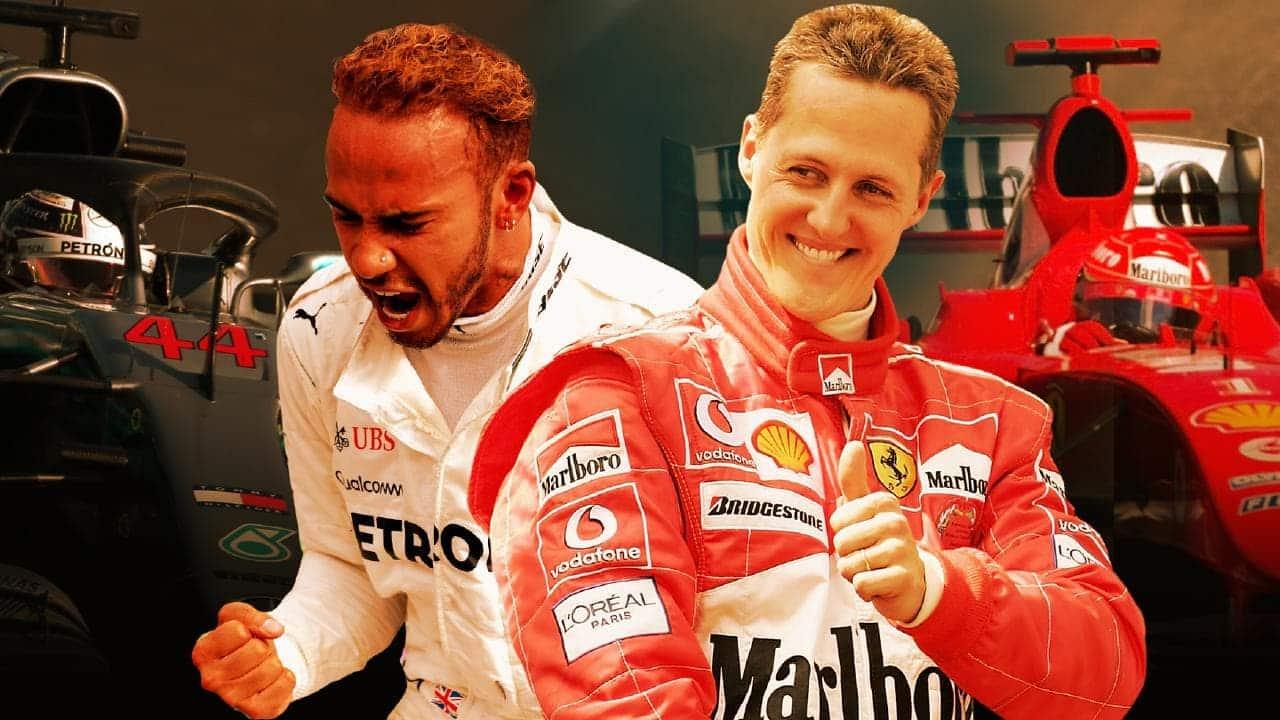Michael Schumacher, tutti i successi e record che Luis Hamilton può ancora battere