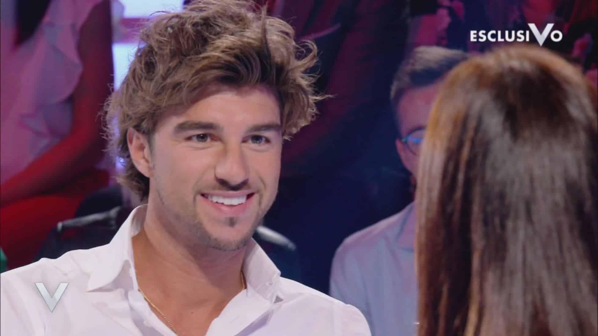 Silvia Toffanin ospita Andrea Damante, lui mente sulla storia con Giulia De Lellis? L'indiscrezione