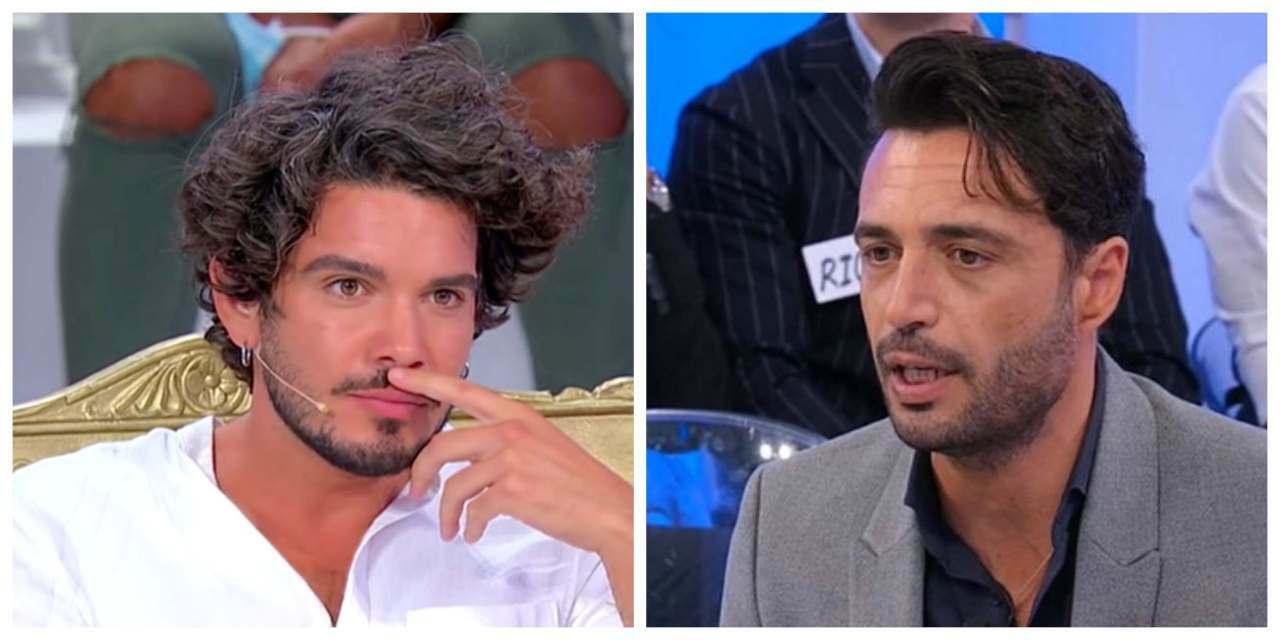 Uomini e Donne, Gianluca De Matteis e Armando Incarnato si contendono la stessa donna: nuovo triangolo amoroso?
