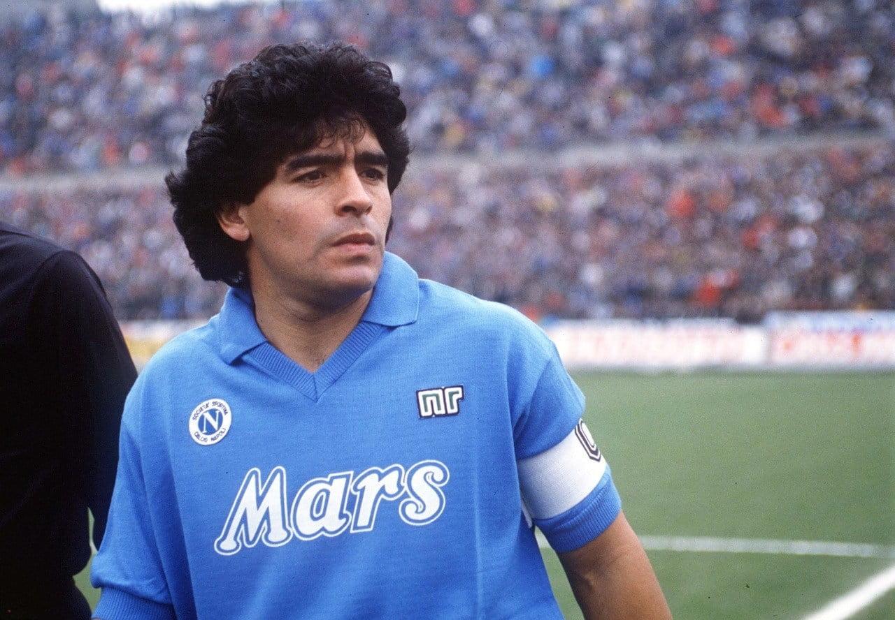 Maradona vuole essere imbalsamato, lo ha scritto in una lettera