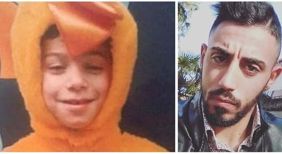 Bimbo ucciso a bastonate a Cardito: ergastolo al padre e 6 anni alla mamma