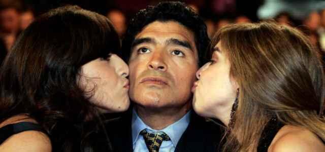 Giannina, la figlia di Diego Armando Maradona: i cattivi rapporti e il testamento
