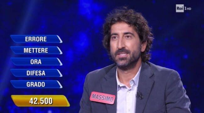 L'Eredità, chi è il campione dei record Massimo Cannoletta? Conosciamolo meglio