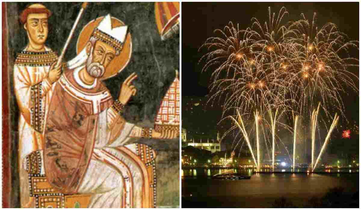 La leggenda sulla notte di San Silvestro e Capodanno