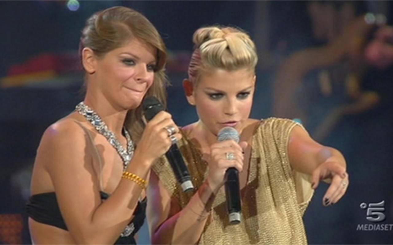 Emma-Marrone Alessandra-Amoroso
