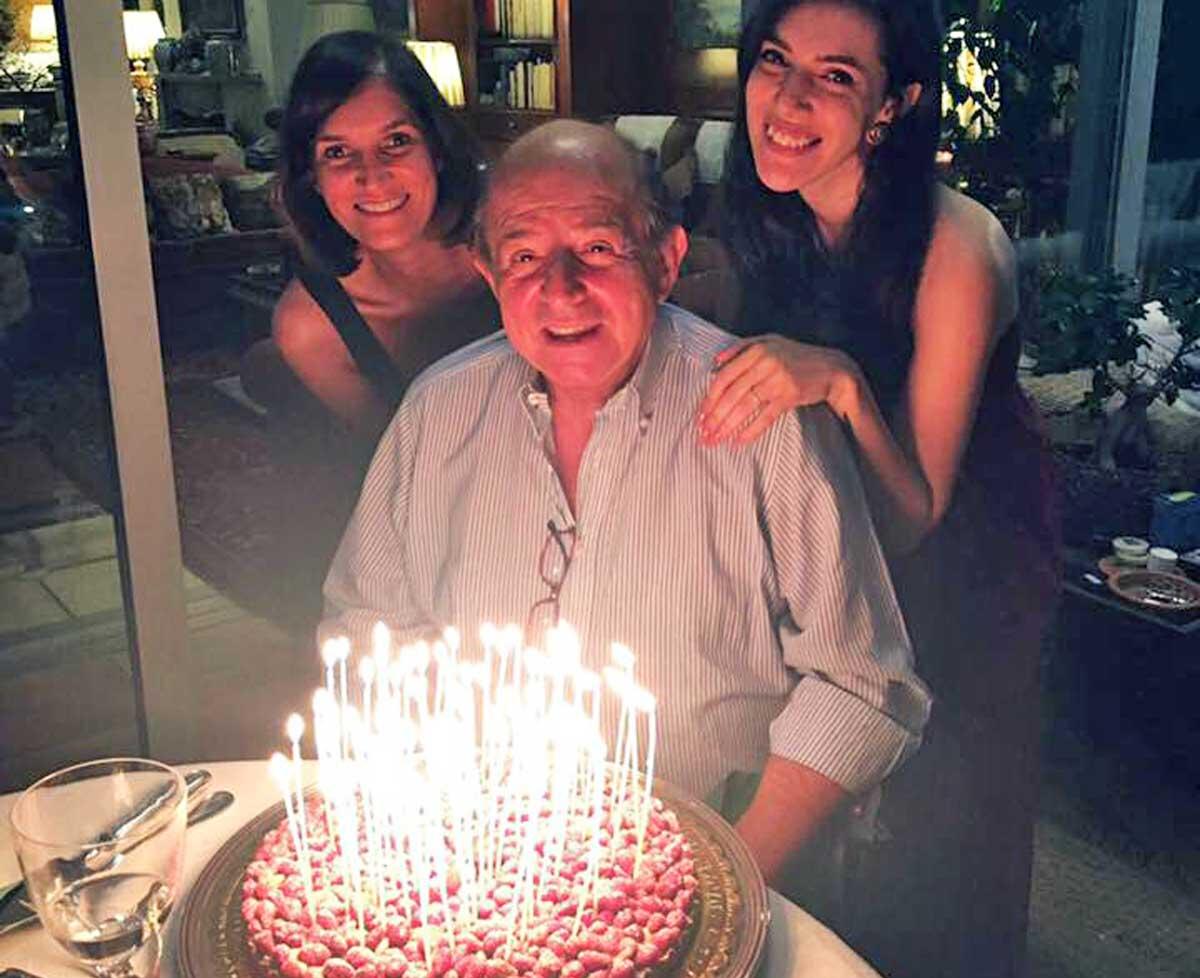 Giancarlo Magalli e la sua famiglia allargata: 2 mogli e 2 figlie, chi sono Manuela e Michela?