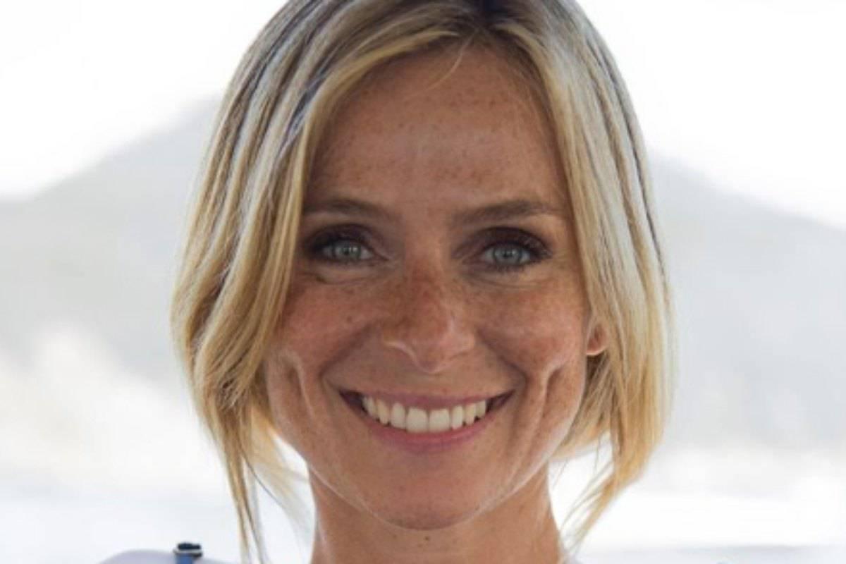 Serena Autieri: chi è, età, carriera, tv, teatro, vita privata