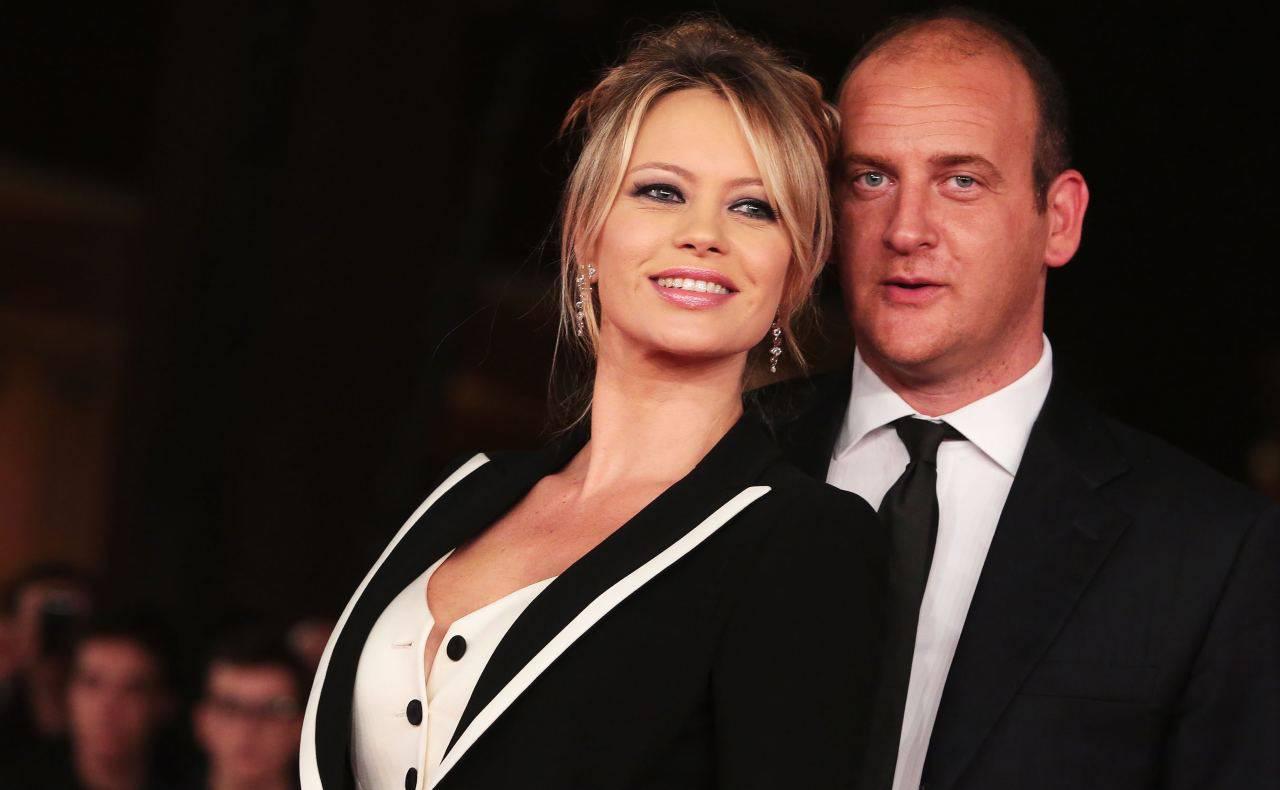 Anna Falchi, chi è il compagno Andrea Ruggeri? Età, carriera, vita privata, Bruno Vespa