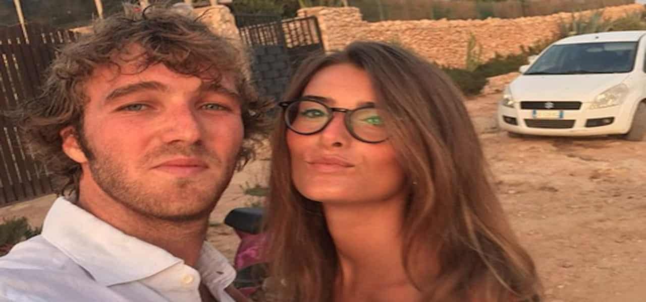 Paolo Ciavarro, l'amore prima di Clizia: chi è l'ex fidanzata Alicia