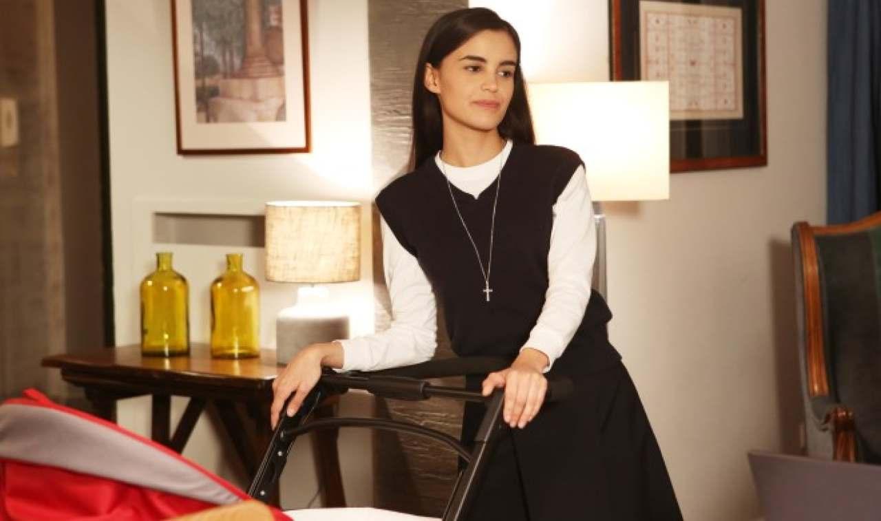 Simonetta Columbu, chi è l'attrice di Che Dio ci aiuti 6? Età, carriera, passioni, fidanzato