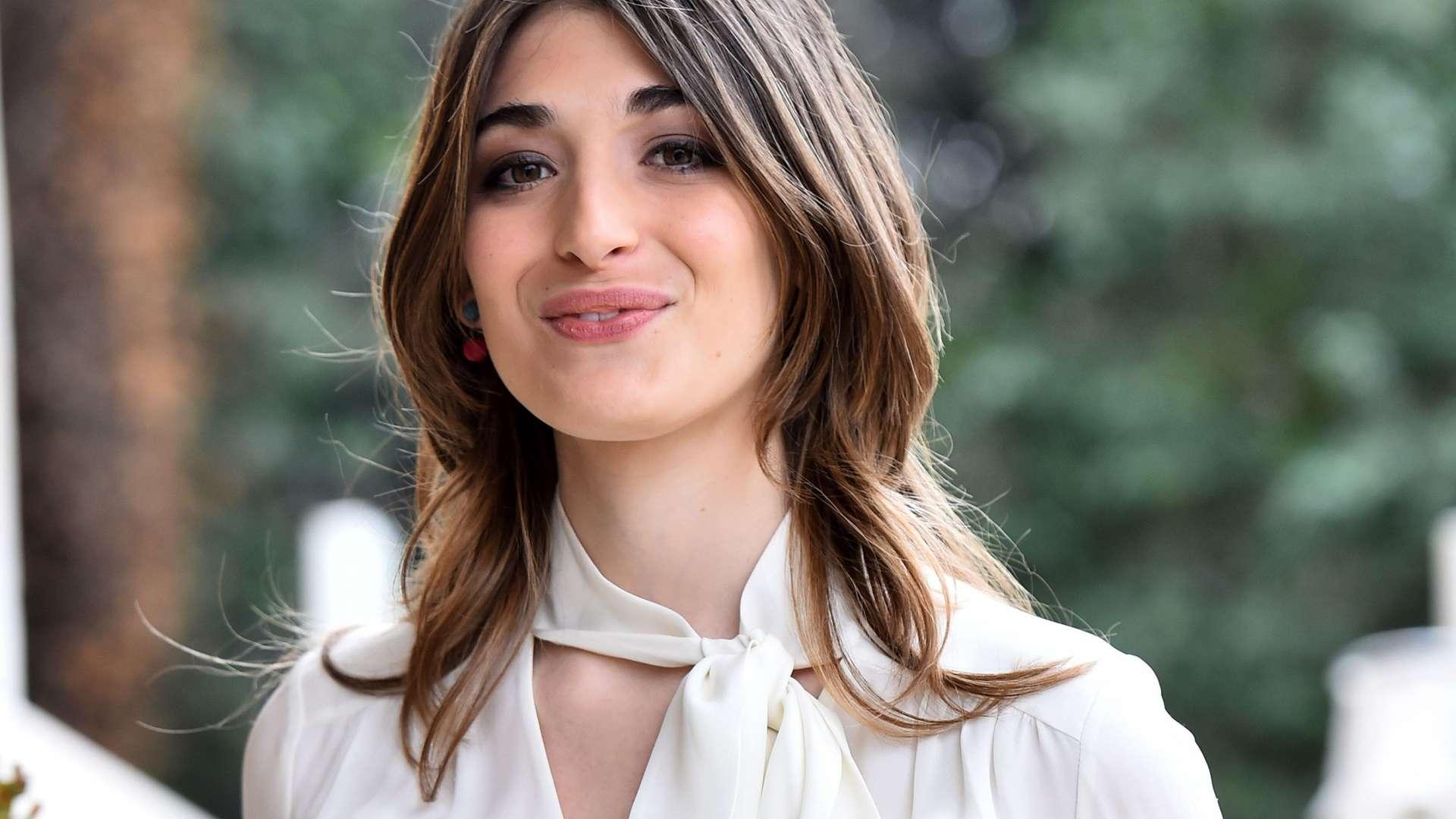 """Pilar Fogliati e la confessione in diretta tv """"Sono stata fidanzata 4 anni con Claudio Gioè"""""""