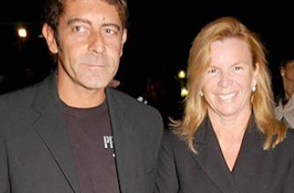 Luca Laurenti, sapete chi è la moglie Raffaella Ferrari? Età, carriera, vita privata, figlio