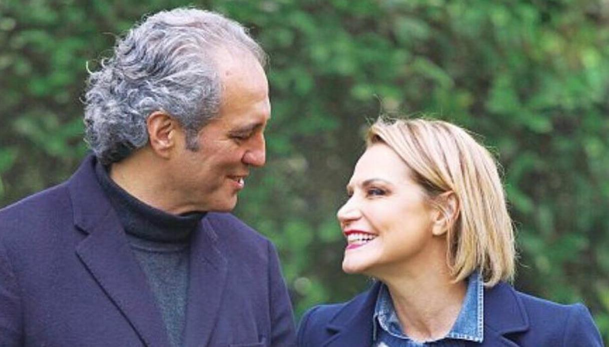 Simona Ventura, chi è il compagno Giovanni Terzi? Età, carriera, figli, ex moglie e vita privata