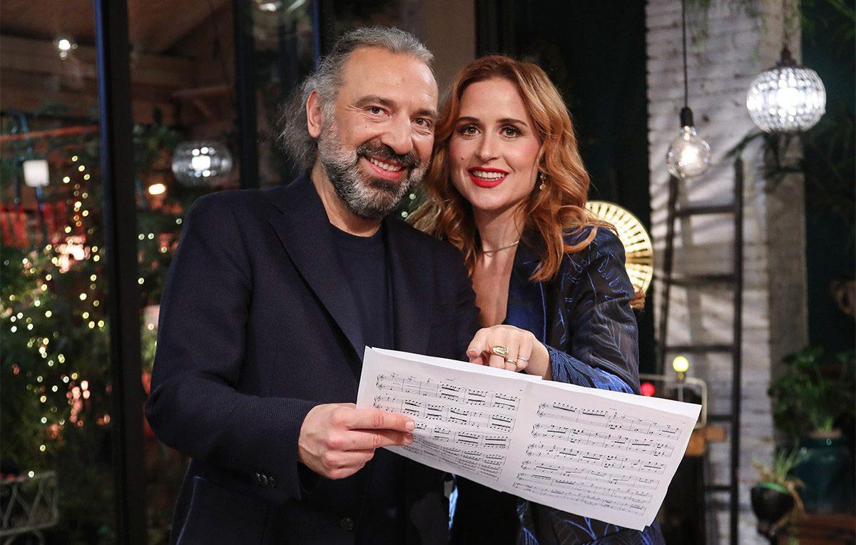 Valentina Cenni chi è la moglie di Stefano Bollani: età, figli, lavoro e vita privata