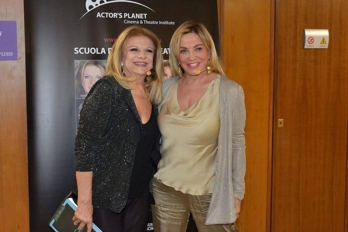 Liliana D'Amico: chi è la madre delle gemelle Simona e Rossella, età, carriera, vita privata