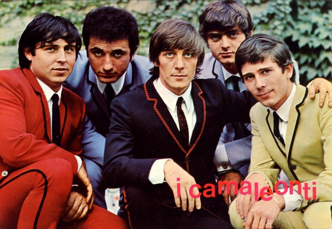 I Camaleonti chi sono, la storia della famosa band italiana: successi e riconoscimenti