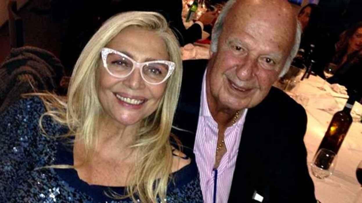 Mara Venier, chi è il marito Nicola Carraro? Età, carriera, figli, ex moglie